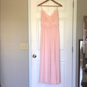 Excellent used David's Bridal bridesmaid dress
